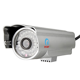 HD Waterproof H.264 WiFi IP Camera (4GB, Night Vision, Motion Detection)