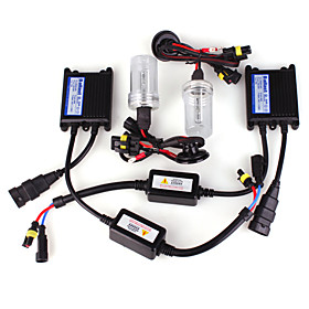 9006 HID Xenon Kit with Thin Ballast 35W