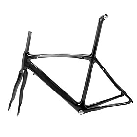Shuffle - 700C Full Carbon Road Racing Frame with Monocoque Fork