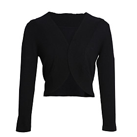 Wrap 3/4 Sleeve Cashmere Shrug(4 colors)