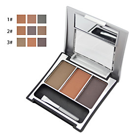 MBL 3 colors eyebrow powder Palette(1#,2#,3#, 3color optional)