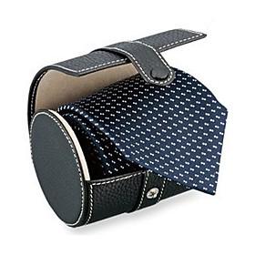 Leather Tie Box/Watch Box