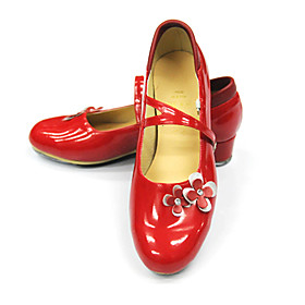Ballroom Tap shoes Patent Leather Upper Dance Shoes for Women/Kids Tap Included More Colors
