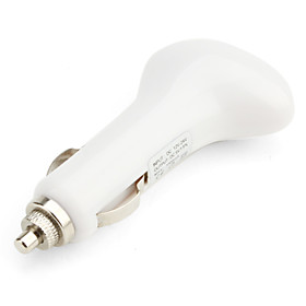 Special Design Car Charger (White)