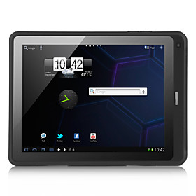 Lactea - HD Android 2.3 Tablet with 8 Inch Capacitive Touchscreen (1.2GHz, 3D graphics, 1024 768, 1080p)