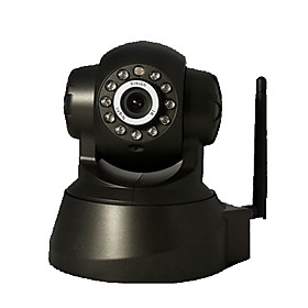 Wireless IP Network Camera (Wi-Fi, Nightvision, Motion Detection)