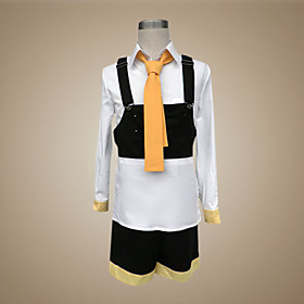 Vocaloid - Alice Human Sacrifice Kagamine Ren Cosplay Costume