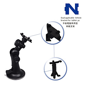 NOHON Windshield  Car Seat Backrest Mounting Bracket for Tablet PC