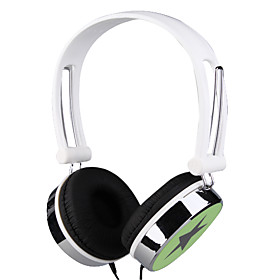 3.5mm Stereo 588 Over-ear Headphone with Microphone