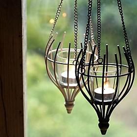 Hanging Wire Lantern