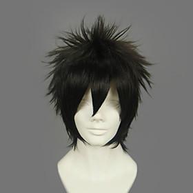 Gintama Hijikata Toushirou Cosplay Wig