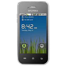 Orthin - Android 2.2 Smartphone With 3.5 Inch Capacitive Touchscreen (Dual SIM, GPS, WIFI)