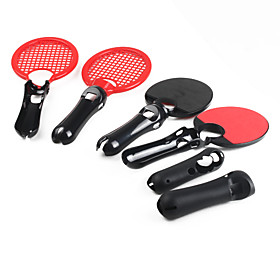 6-in-1 Sports Pack for PS3 Move (Black)