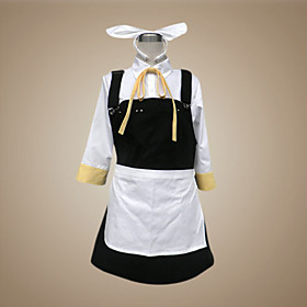 Vocaloid - Alice Human Sacrifice Kagamine Rin Cosplay Costume
