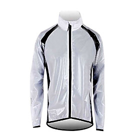 Bicycle Riding Raincoat   Sports outdoor Raincoat With a Hat   Breathable Nets
