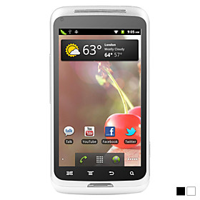 Ultrasonic - 3G Android 2.3 Smartphone with 4 Inch Capacitive Touch Screen(Dual SIM, WIFI, GPS)