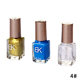 Shatter Crackle Cracked Style Nail Polish Set B 10#