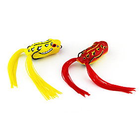 Soft Bait 130MM 11G Fishing Lure Frog Bait