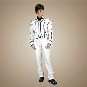 Vampire Knight Night Class Boy Japanese School Uniform Cosplay Costume