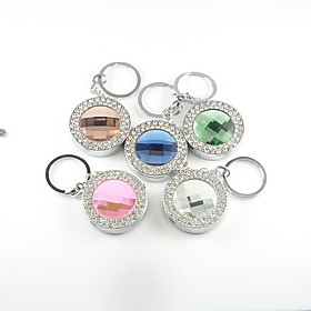 Round Keychain Watch (Random)