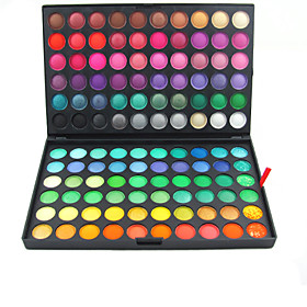 Finding Color-New Ultra Optical Illusion Eye Shadow(120 Colors)