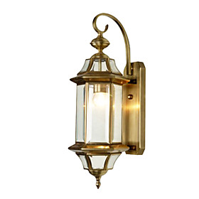 Stylish Wall Light - Antique Inspired
