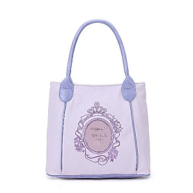 TS Vintage Crown Tote Bag (More Colors)(31cm 28cm 12cm)