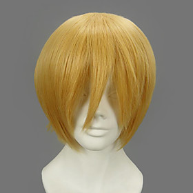 Hetalia Switzerland Cosplay Wig