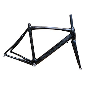 Shuffle - Ultra Light Carbon Road Racing Frame With Fork
