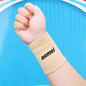 Sports Off Apricot Elastic Wrist Support Protector