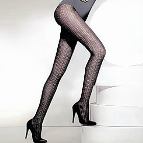 TS Knitted Pantyhose