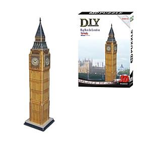British Big Ben 3D DIY Puzzle