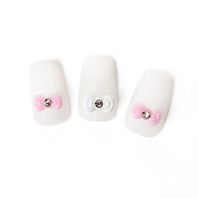 Bow Nail Art/Nail Sticker(20Pcs)