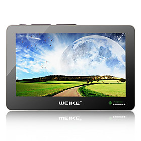 WeiKe - 4.3 Inch Android 2.1 HD Touch Screen MP4 Player(FM Radio 4GB)