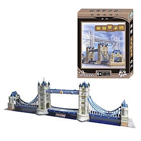 London Gemini Bridge 3D DIY Puzzle