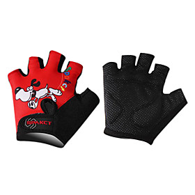 SPAKCT -Kid Cycling Short Finger Gloves