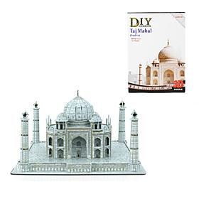 India Taj Mahal 3D DIY Puzzle