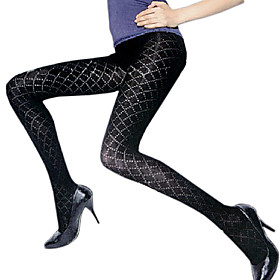 TS Diamond Jewel Embellished Pantyhose