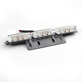 12x3 LED Flashing Light Panels (Amber)