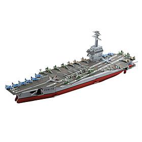 Kuznetsov Aircraft Carrier 3D DIY Puzzle