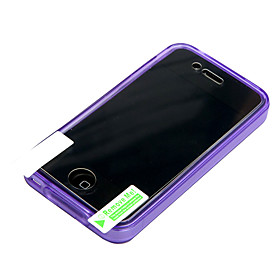 X-jacket Blitz TPU Case(Purple)