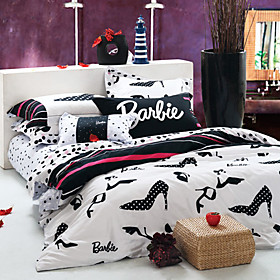 Costumes Full 4-piece Duvet Cover Set