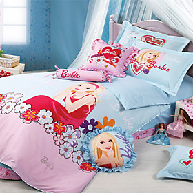 Angel Park Full 4-piece Duvet Cover Set