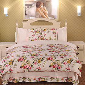Fragrance Full 4-piece Duvet Cover Set