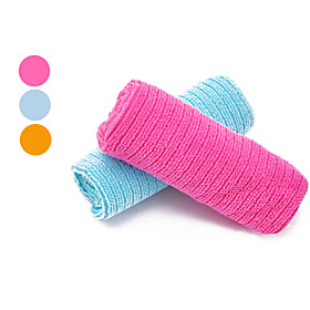 Household Textile Cleaning Towel Cloth (Assorted Colors)