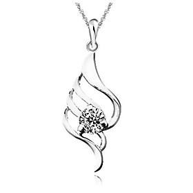 Hyacinth Crystal Necklace