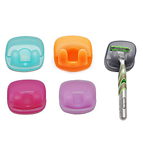 Shaving Knives Hanger with Suction Cup (Assorted Colors)