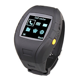 Oled Gps Watch Cellphone Sos Button