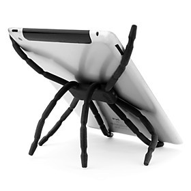 Spider Style Stand for iPad and Other Tablets Black)