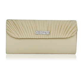 Silk Evening Bag/Clutch (More Colors)